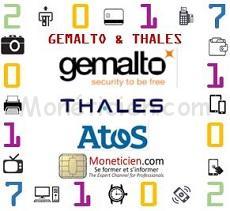 Gemalto est racheté par Thales et évite Atos - La Monétique