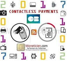 Le Paiement Sans Contact Par Cb En 2017 La Monetique Bancaire